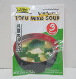 instant tofu miso soup(seaweed)